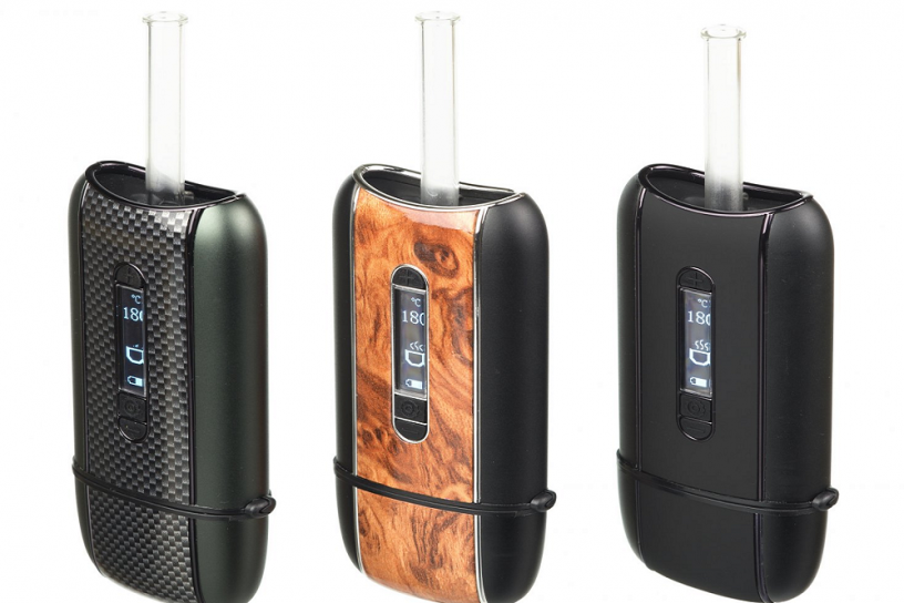 DaVinci Ascent - Pure Vapor - Sleek Design - Portable Vaporizer
