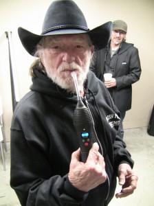 Willie-Smoking-a-VapirNo2-Portable-Vaporizer-224x300