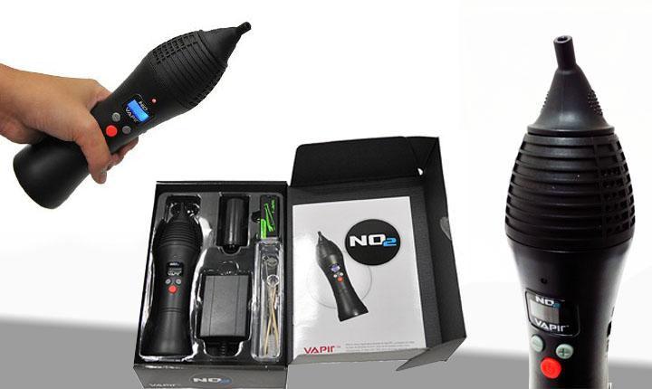 Vapir N02 Review - Extreme Vaporizers