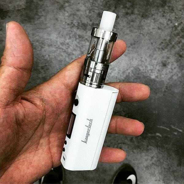 White Kanger Subox mini compact