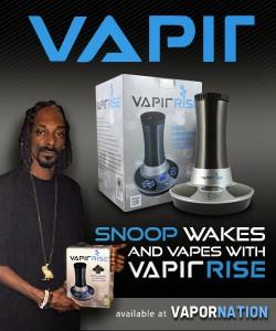 vapir rise vaporizer snoop dogg