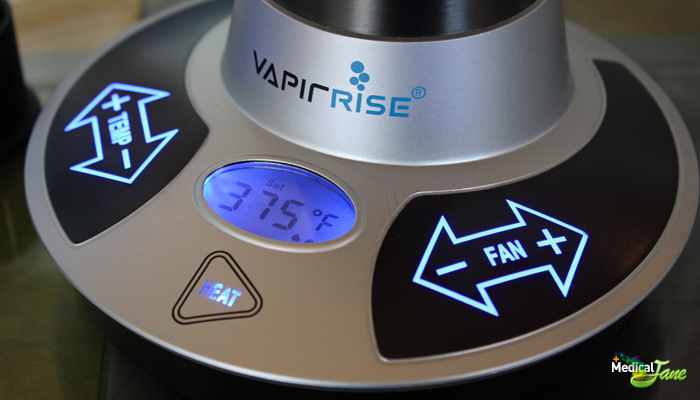 Vapir Rise Review
