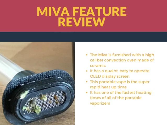 Miva Vaporizer Oven