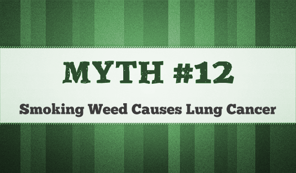 cannabis causes lung cancer