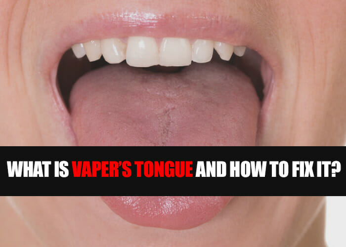 Vapers Tongue