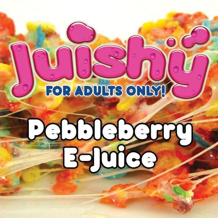 Juishy e juice ingredients